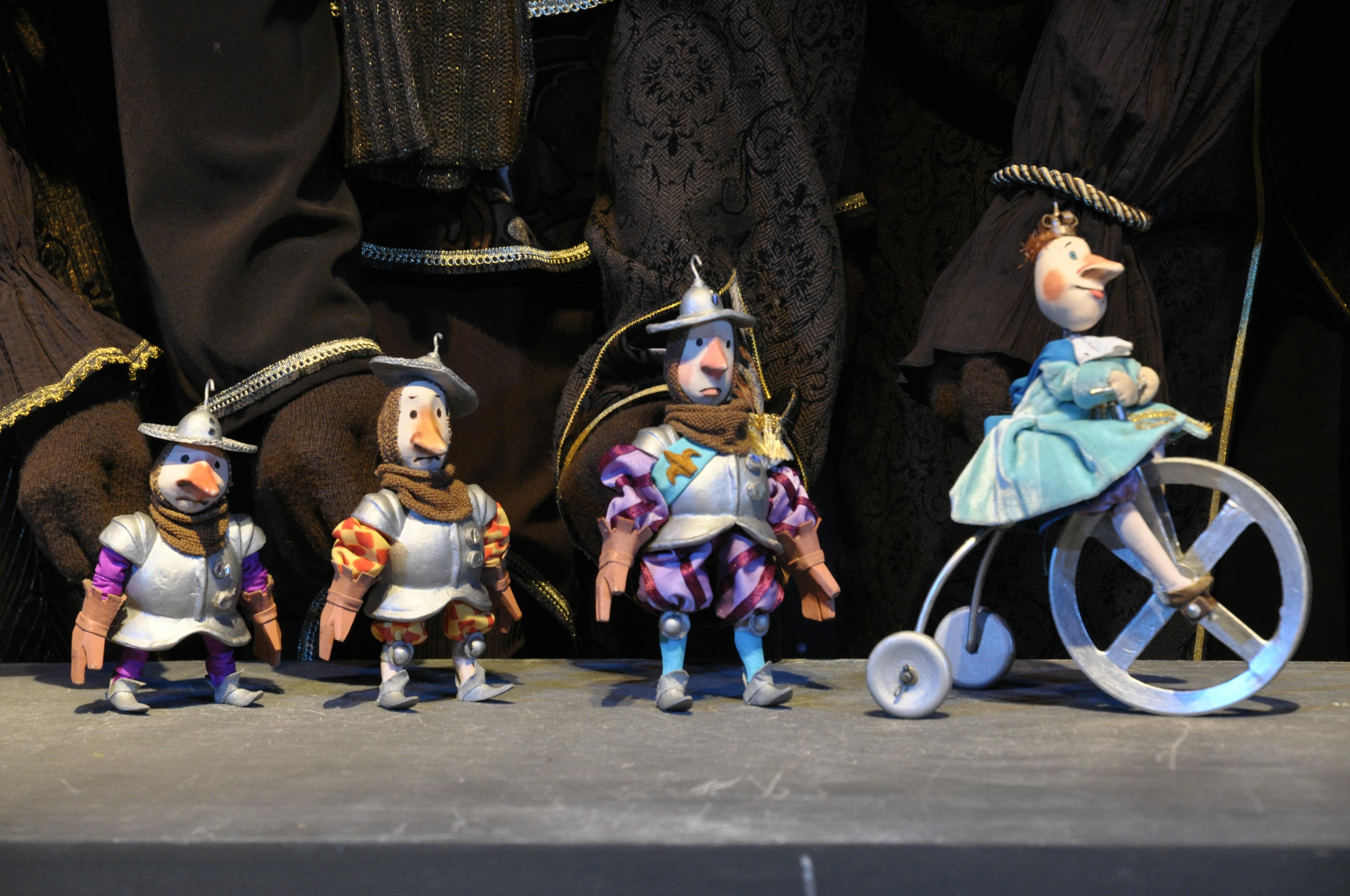 5 performances of the Golden Mask children's weekend