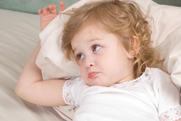 Проблемы дневного сна у ребенка