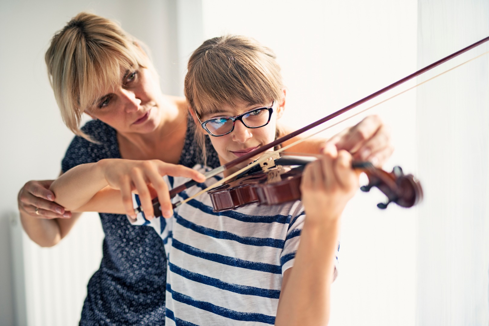 Мама и педагог: особенности общения
