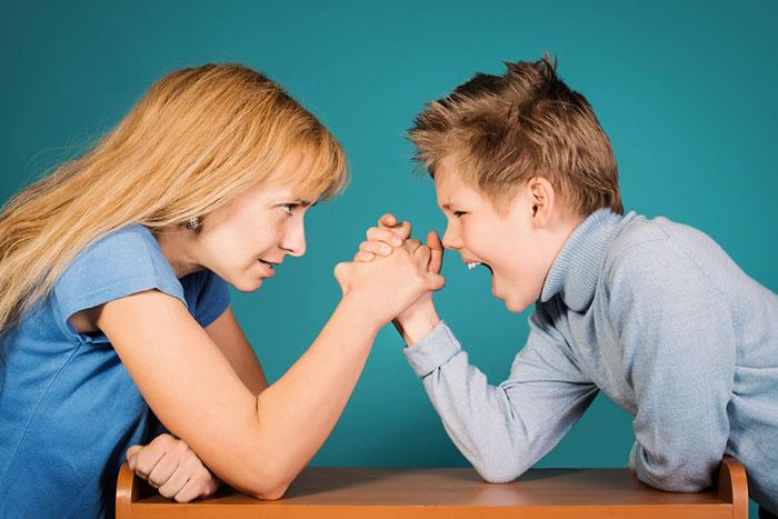 Как наладить отношение между подростками