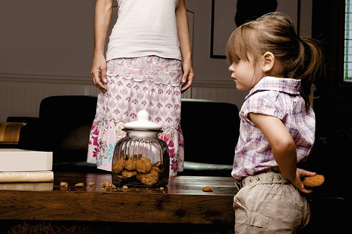 3 причины, почему ваш ребенок лжет