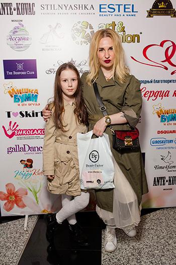 Валерия Гай Германика с дочерью Октавией