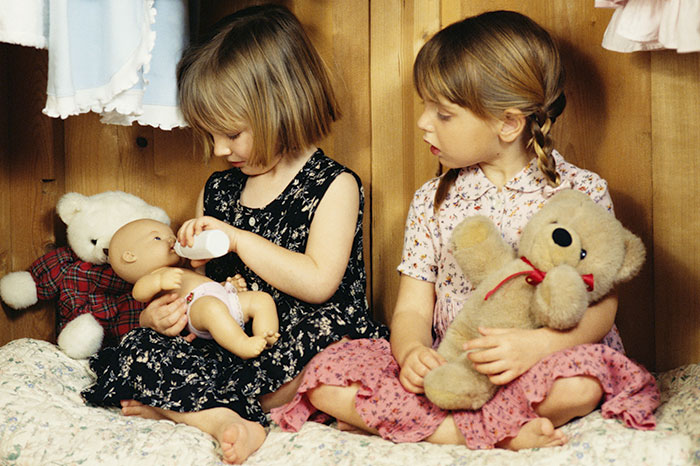 Children's jealousy: we teach the child to be jealous correctly