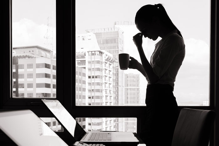In working order: how to relieve stress without leaving the office
