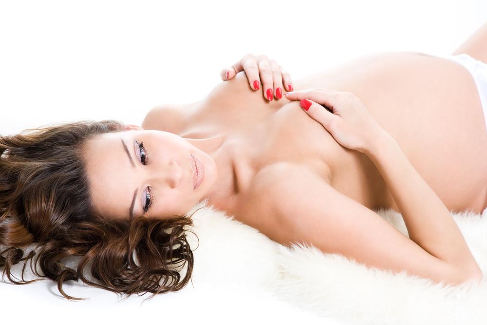 Как сохранить красоту тела в беременность