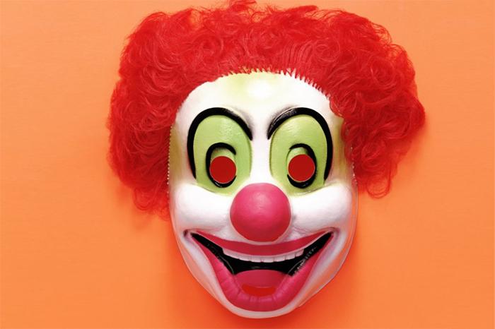 Как быть, если ребенок боится клоунов