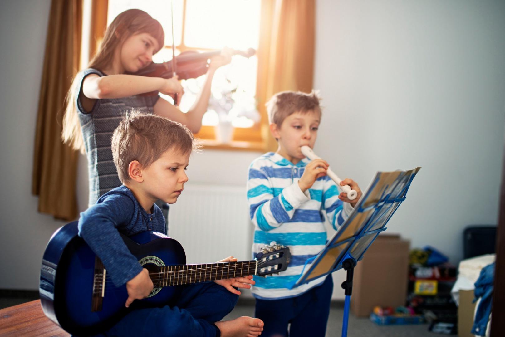 Music school: the nuances of choice