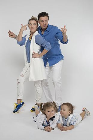 La familia principal - papa