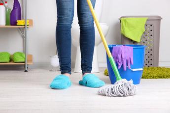 Уборка по правилам: если в доме маленький аллергик