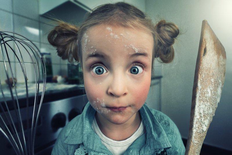 Чем заняться с малышом на кухне