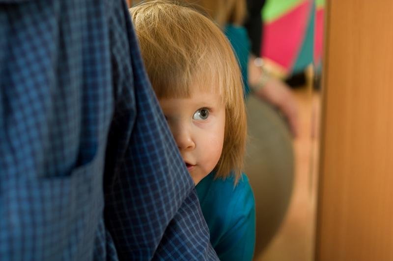 Child behavior: translator required
