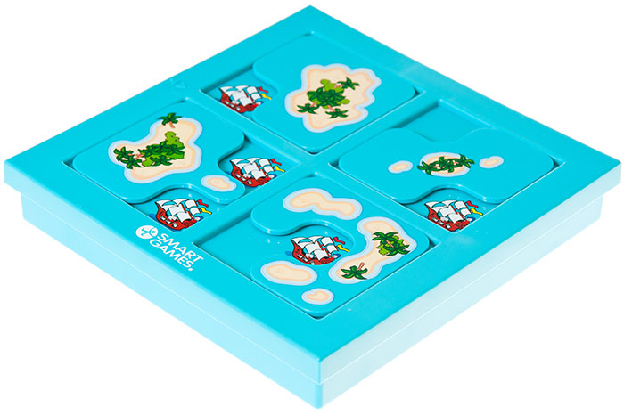 The deduction method: board games on the development of logic and spatial thinking