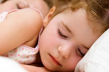 Уложить ребенка спать не сложно!
