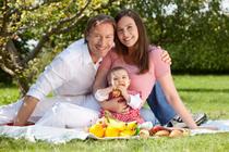 Пикник с малышом: пошаговая инструкция