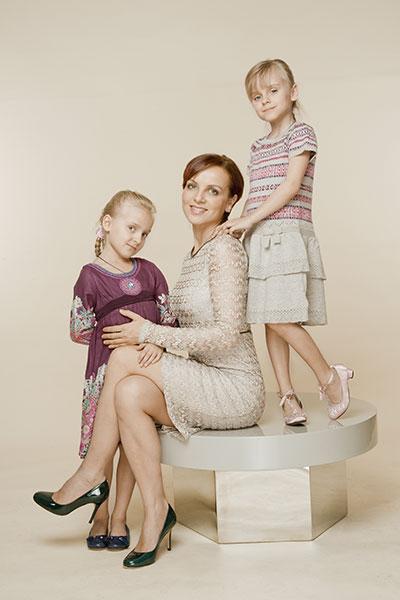 Maria Makarova: the family life of