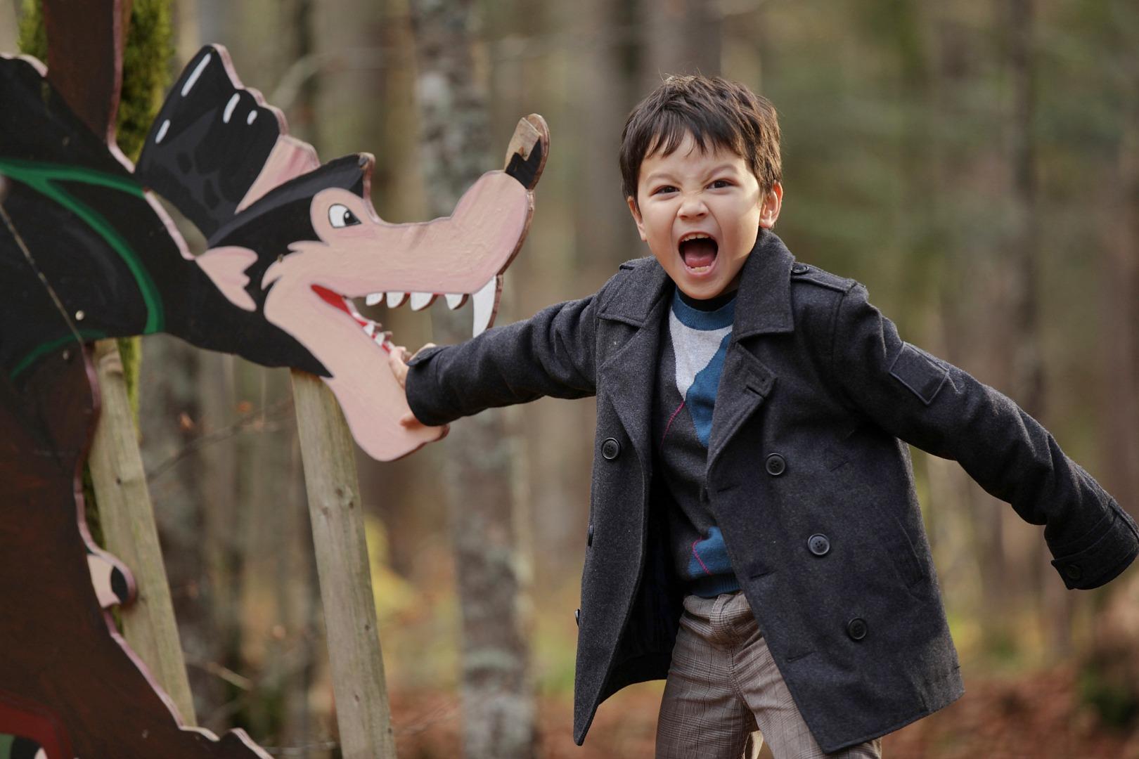 Тревога и злость: острые углы на детском рисунке