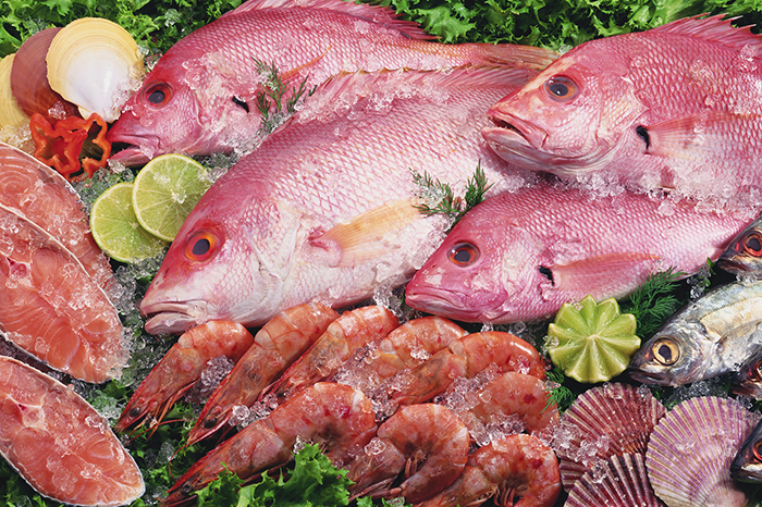 How to choose fish and meat?