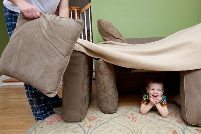 Я построю дом: о чем говорит детская игра в домики