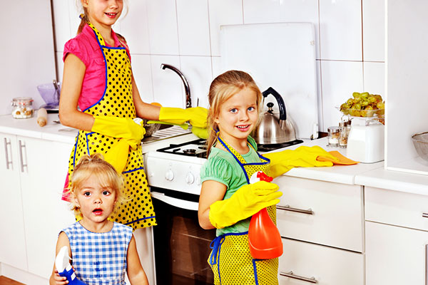 Everything is in order: how to teach a child to clean up after themselves