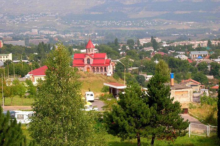 Горы, воздух и Нарзан: семейный отдых в Кисловодске
