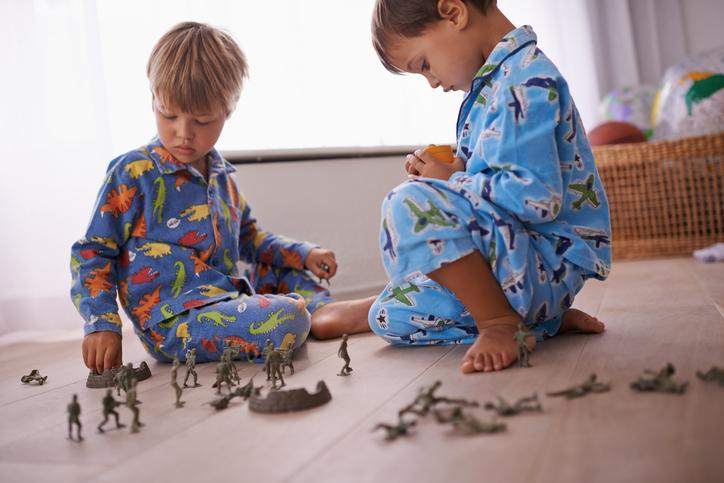 Вопрос психологу: Сын не хочет делиться своими игрушками!