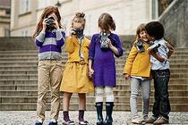 Дети в моде. Декабрь