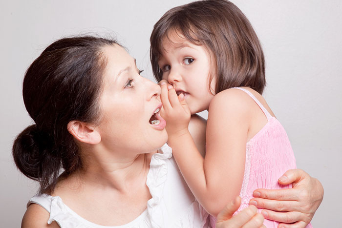 10 answers to the parent