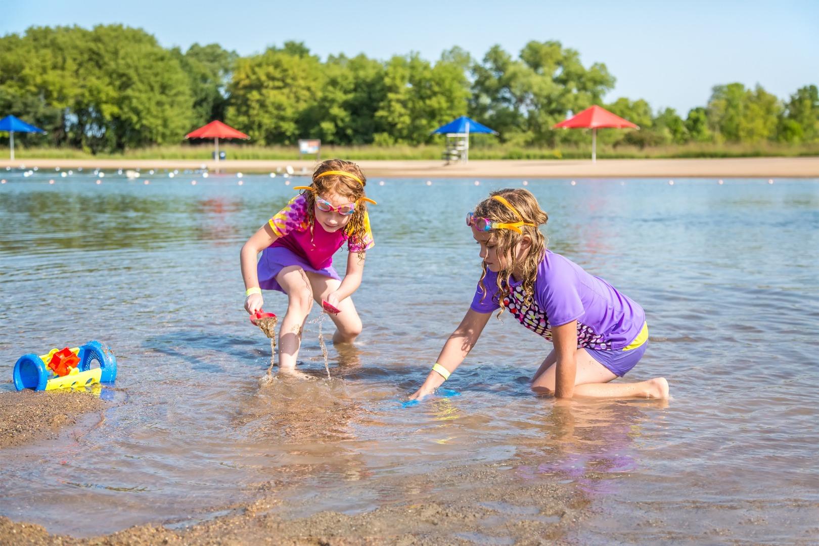 5 опасностей купания в городских водоемах