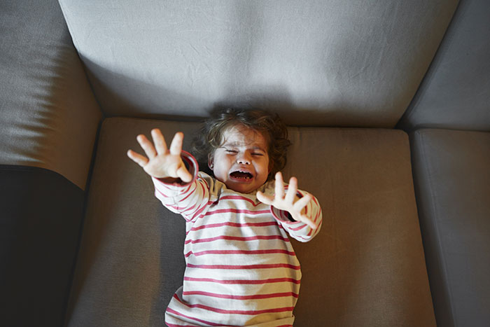 Ten recipes from children's tantrums