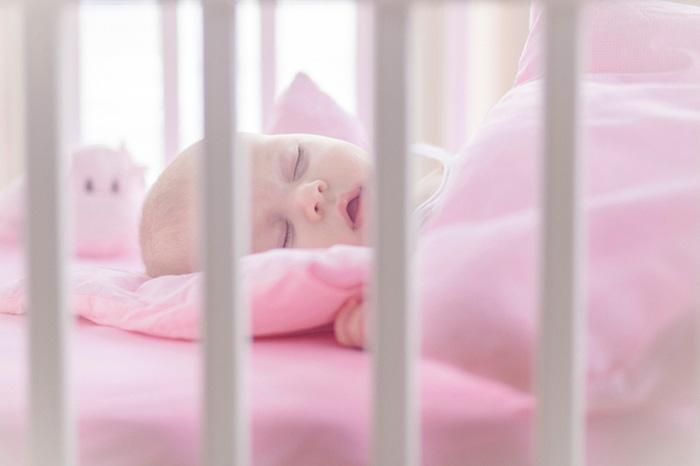 Синдром внезапной смерти младенца