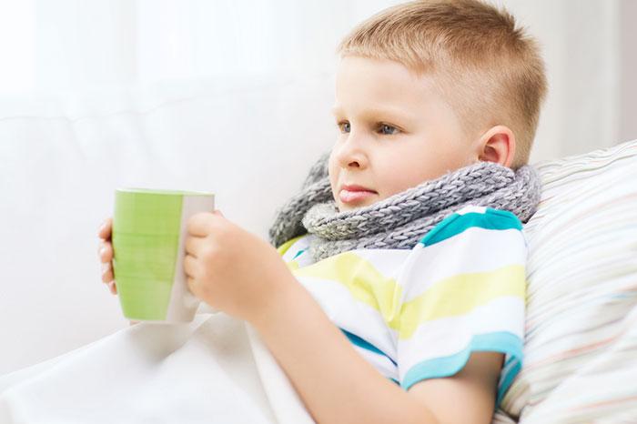 10 myths about children's cough