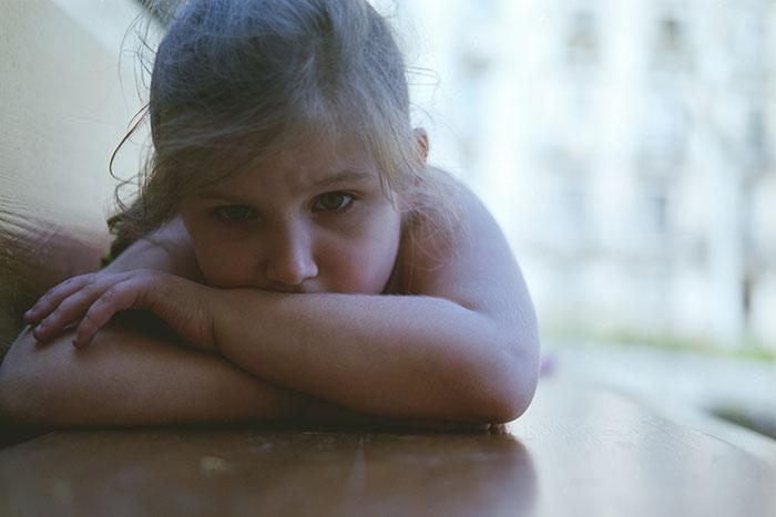Como si hubieran cambiado: estamos buscando las causas de los cambios dramáticos en el niño.