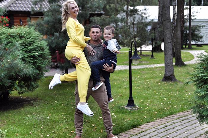 Дарья и Сергей Пынзарь: счастливы вместе!