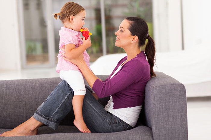 """Say """"ma-ma"""": 5 ways to talk to a silent child"""