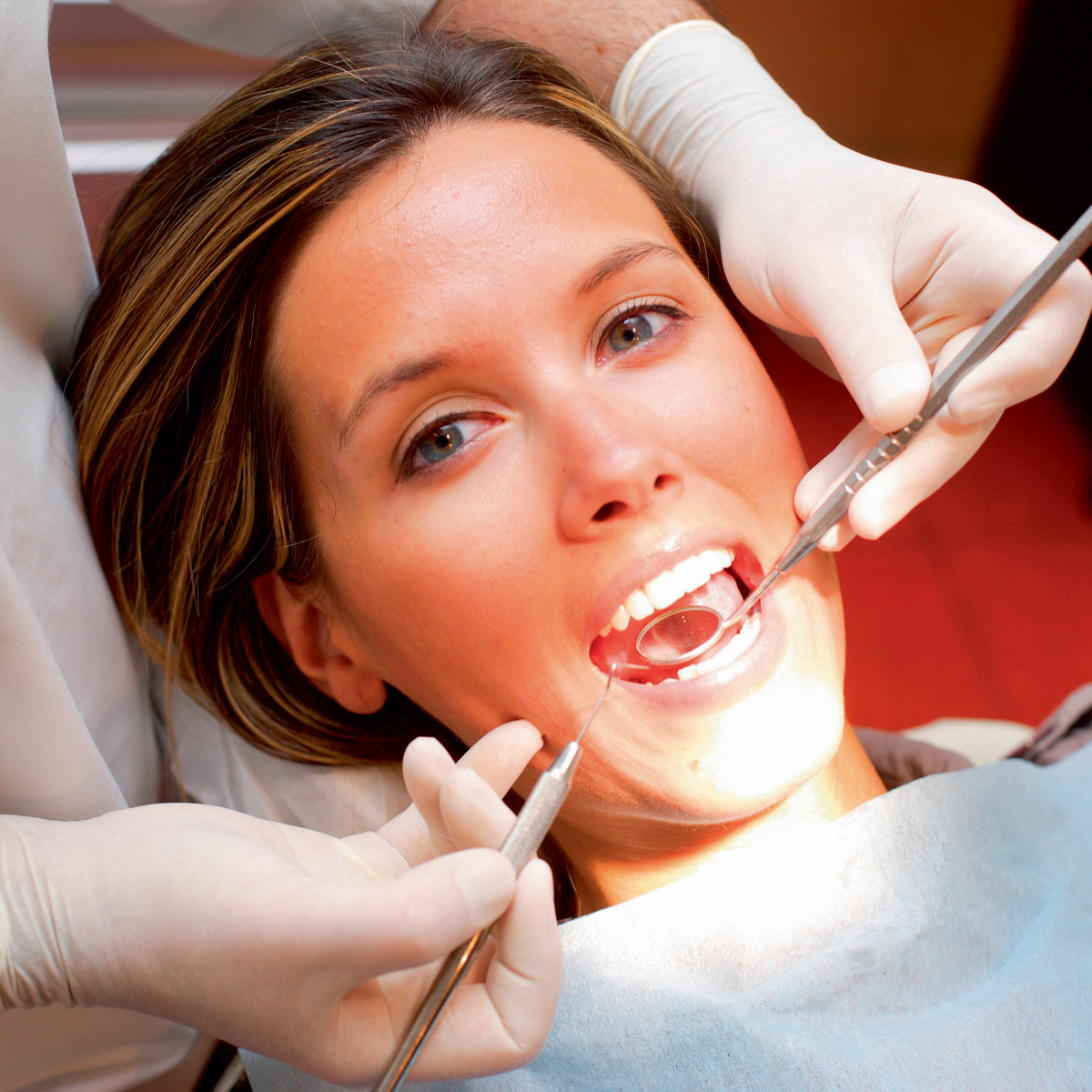 Can pregnant teeth be treated?