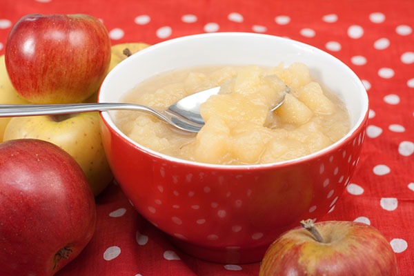 А вы попробуйте яблоко