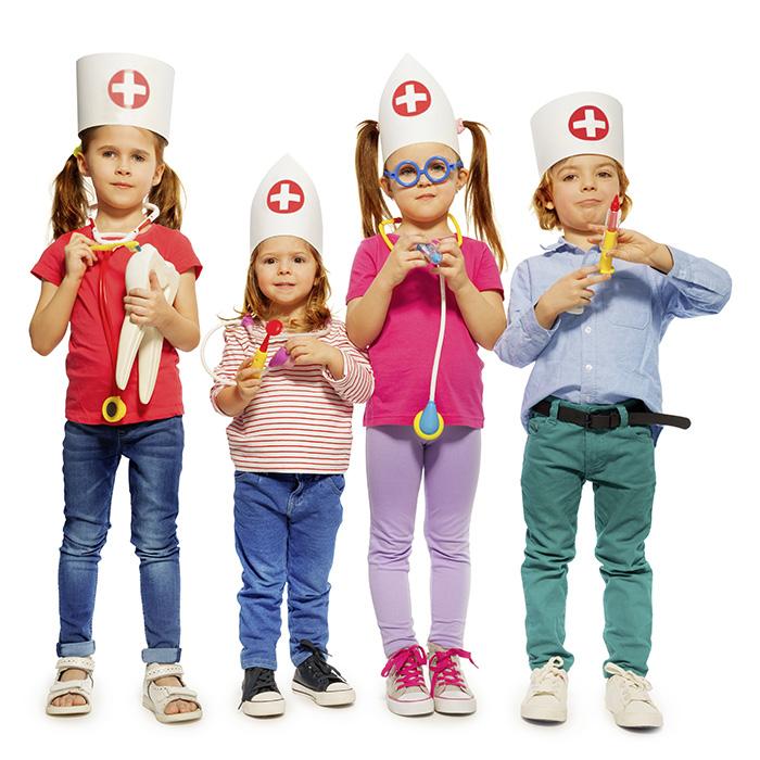 Оформляем медицинскую карту для детского сада