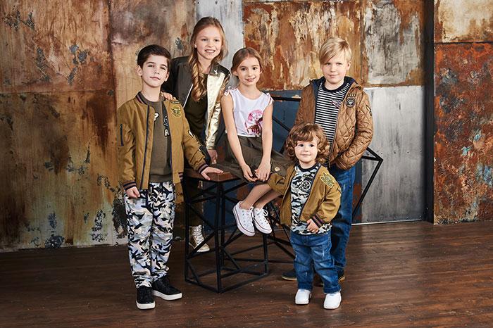 Советы стилиста: как одевать детей модно?