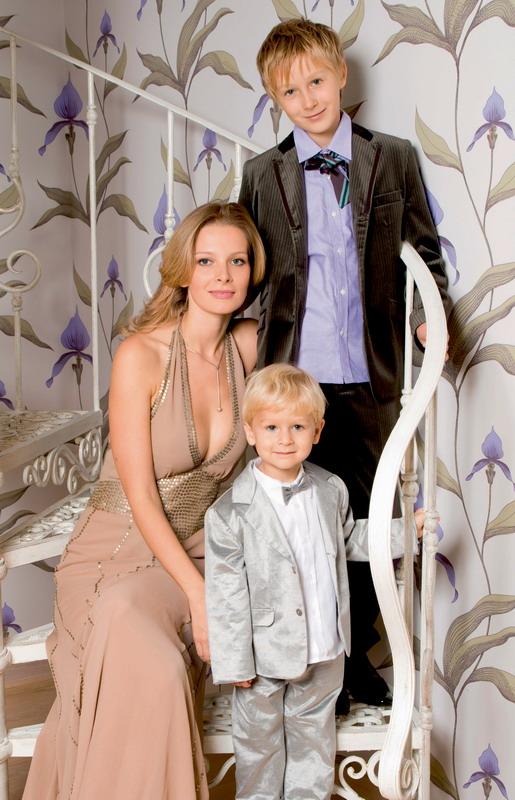 Alexandra Florinskaya: mis hijos