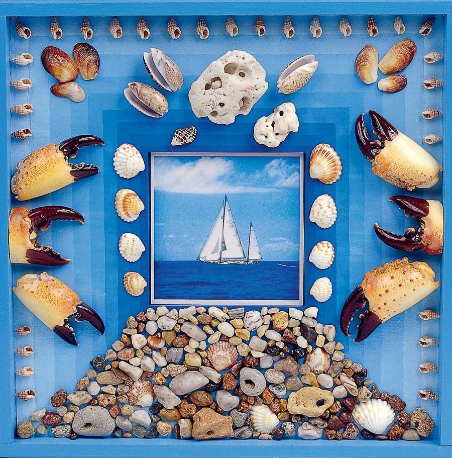 Картины своими руками морская тема для 97