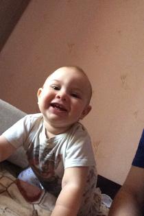 Самый лучший в мире сын !)