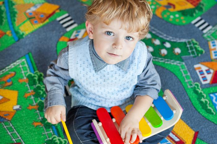 Музыкальное сопровождение: звуки в жизни ребенка