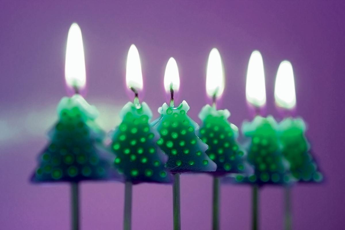 Light a holiday