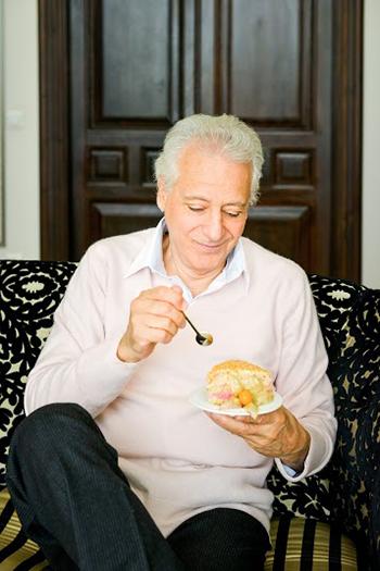 """Pierre Ducane: """"¡Come como tu abuela!"""