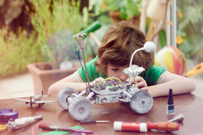 How to choose a child one hobby for all childhood