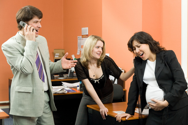 Pregnancy and work: prioritize