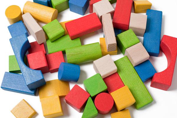 Like cubes