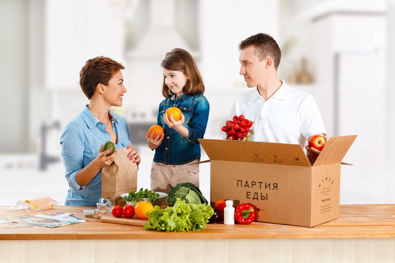Сбалансированное семейное меню: просто, быстро, вкусно