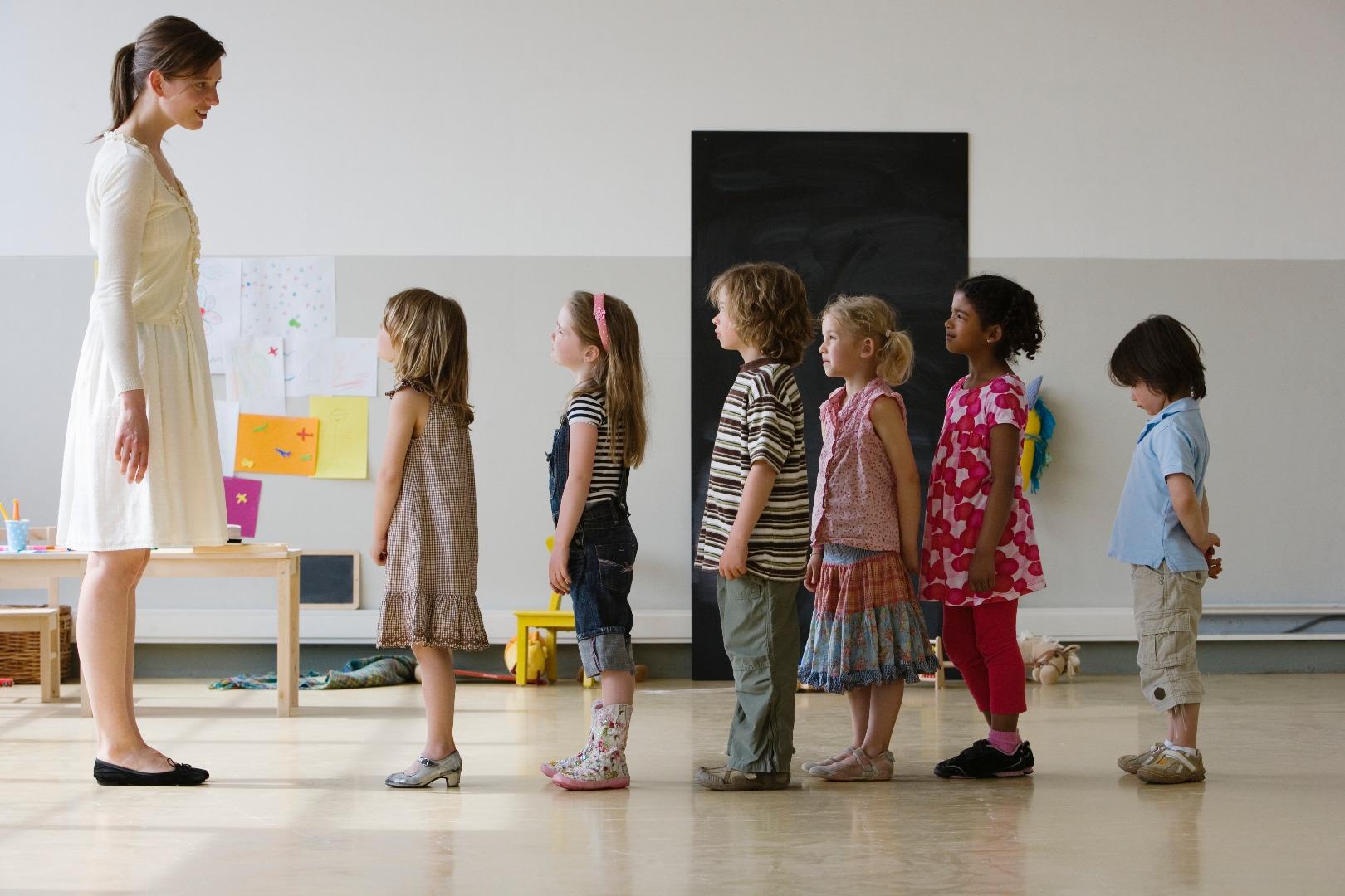 Как разговаривать с воспитателями?