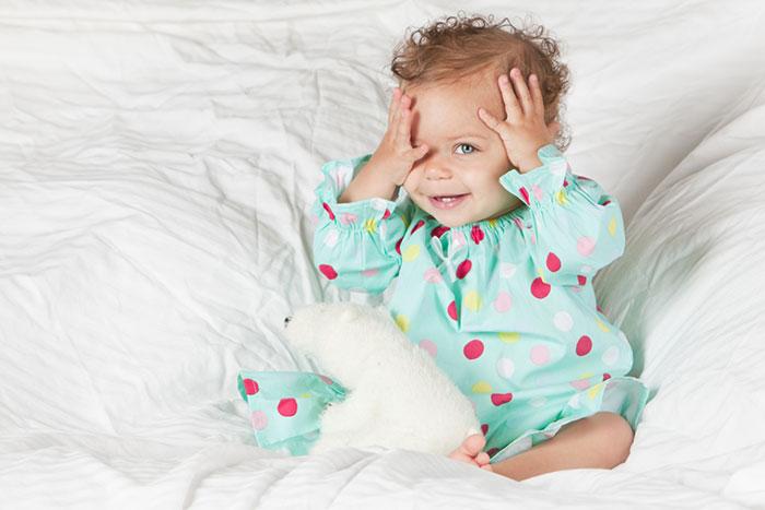 Больше, чем забава: зачем играть с малышом в «Ку-ку»